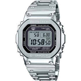 CASIO G-SHOCK GMW-B5000D-1ER Watch Men, silver/black